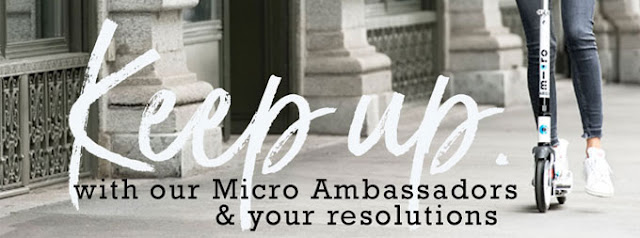 Your New Year's resolutions - and how to keep them with Micro
