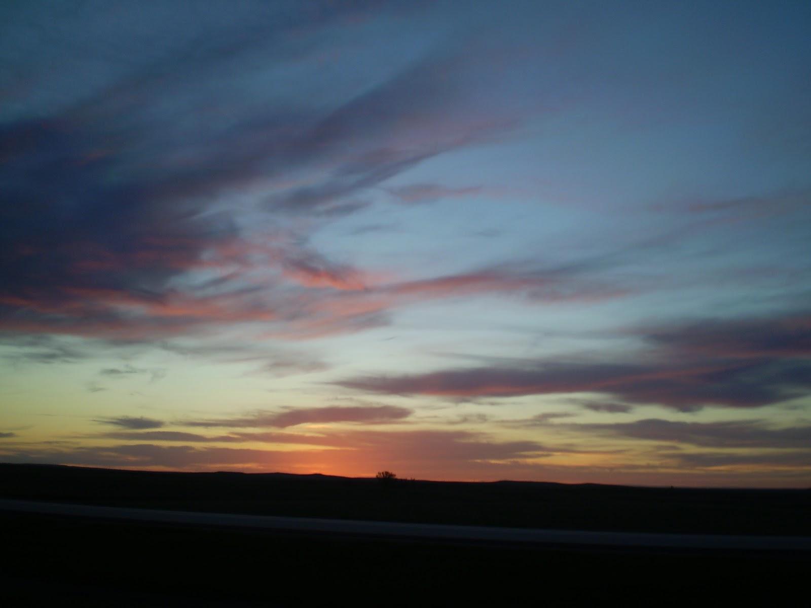 Graham Sedam, blog, thoughts, life, interests, writing, South Dakota, Wyoming, vista, vistas, sky, clouds, horizon, landscape