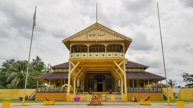 Istana Kadriah2 @syarif_hairul_akbar_alqadrie