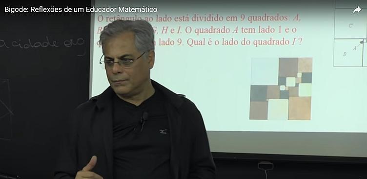 Vídeo: Reflexões de um Educador Matemático