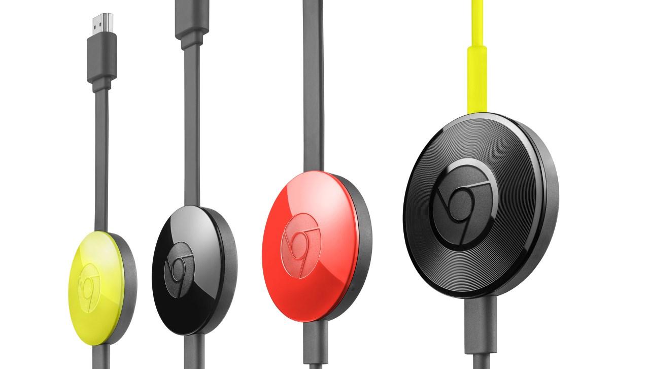 Las 5 mejores aplicaciones Chromecast para Android