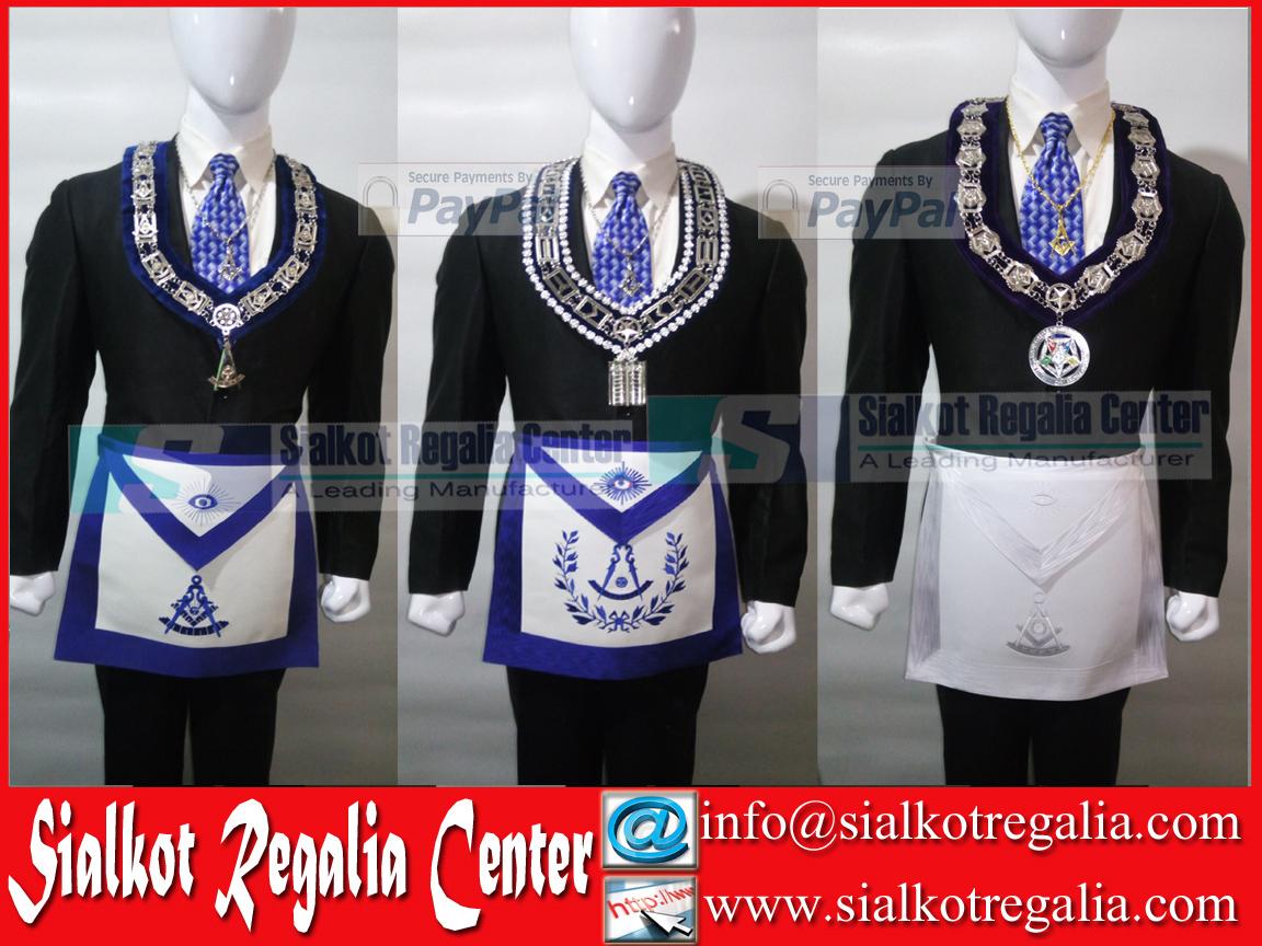 Masonic Regalia Chain collar : April 2017