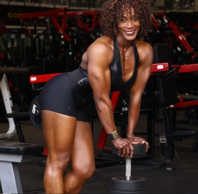 Lenda Murray Lenda Pro Bodybuilding, Biography