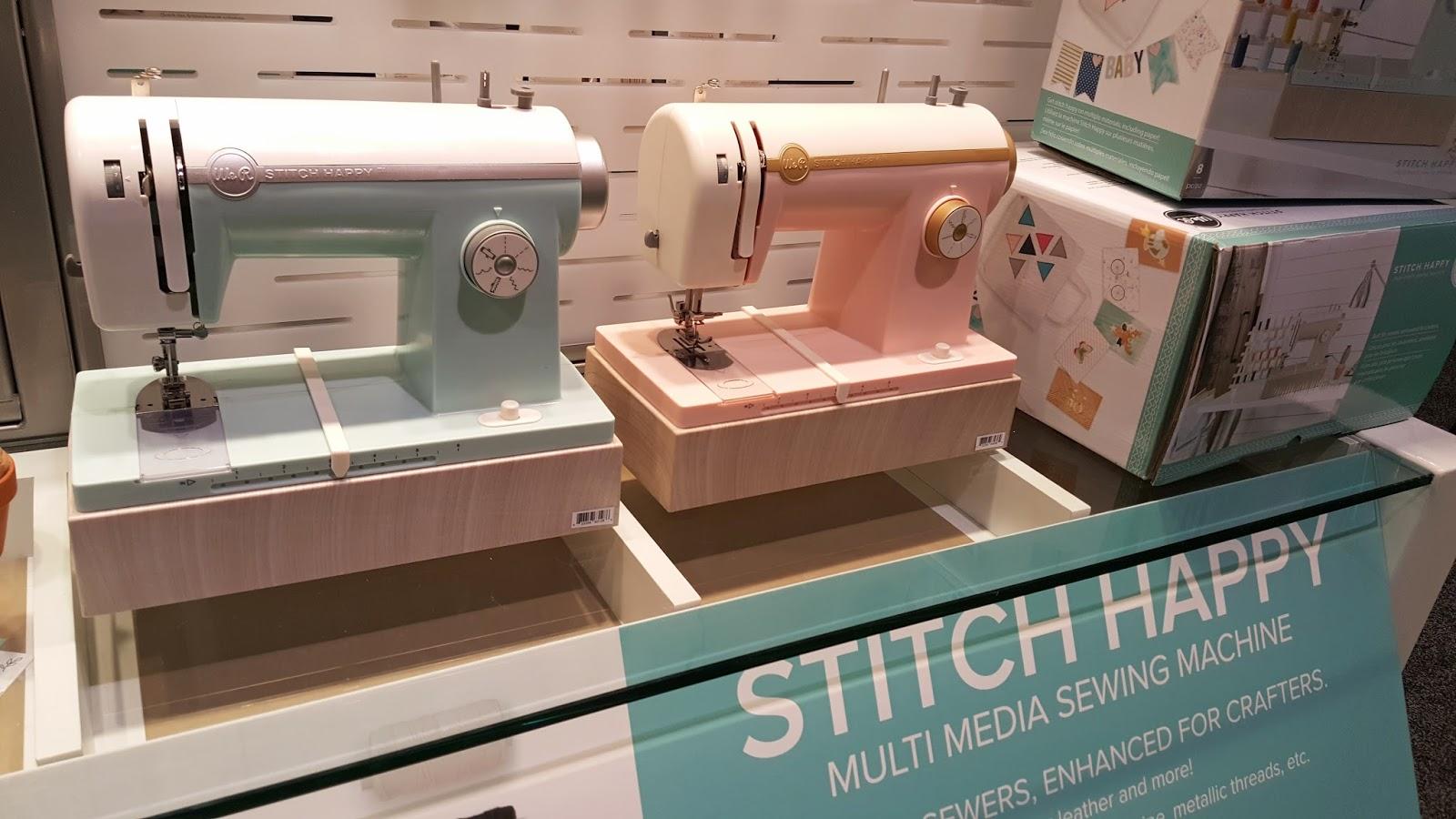 we r memory keepers sewing machine