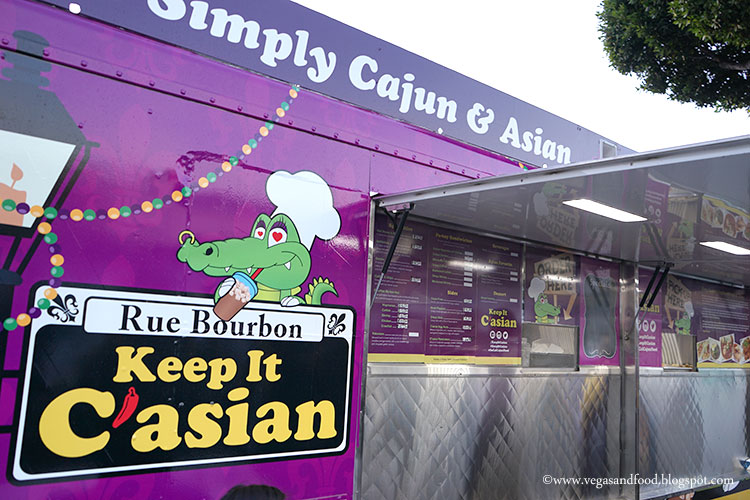Keep It Casian Food Truck