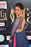 Raai Laxmi in Beautiful Backless Designer Anarkali Gown at IIFA Utsavam Awards 2017  Day 2  Exclusive 05.JPG