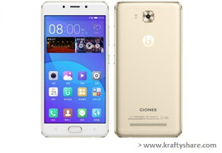Gionee F5 features