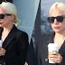 FOTOS/VIDEO HQ: Lady Gaga saliendo de cafetería en Malibú - 05/05/17