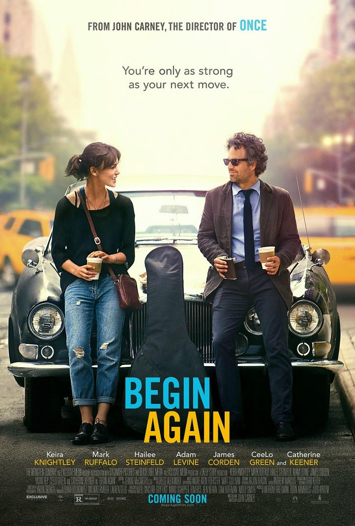 Begin Again (2013) Hdrip ταινιες online seires oipeirates greek subs