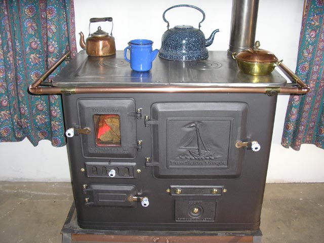 La cocina econ mica nuevo blogopin a - Como hacer una cocina de lena ...