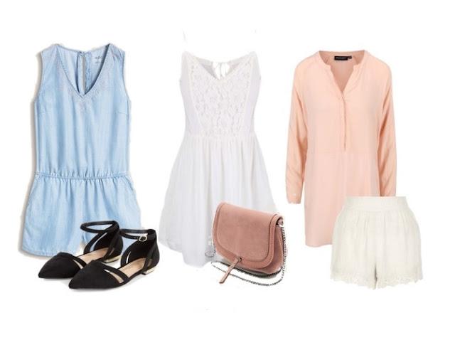 summer essentials fashion