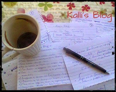 3 χρόνια Kalli's Blog...