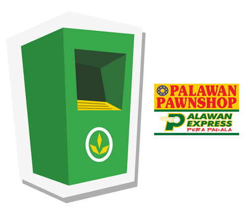 List of Landbank Branches for Palawan Pawnshop Cash Card & ATM Withdrawals in Palawan