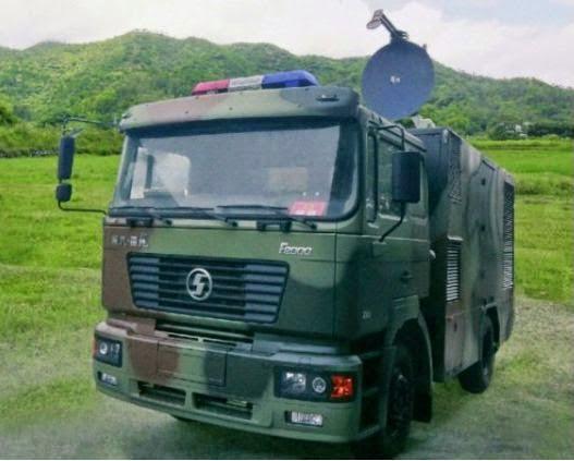 Kína is kifejlesztette saját sugárvető fegyverét