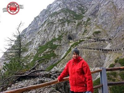 Ascensión a Eisriesenwelt, Werfen, Salzburgerland