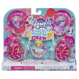 MLP 5-pack Tea Party Twilight Sparkle Pony Cutie Mark Crew Figure