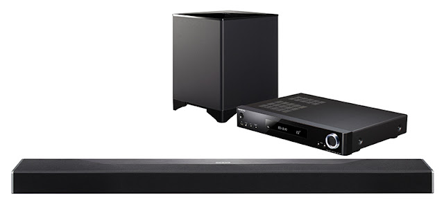 Onkyo SBT-A500 the new soundbar from Atmos