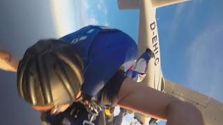 Gran Canaria 2015 skydive