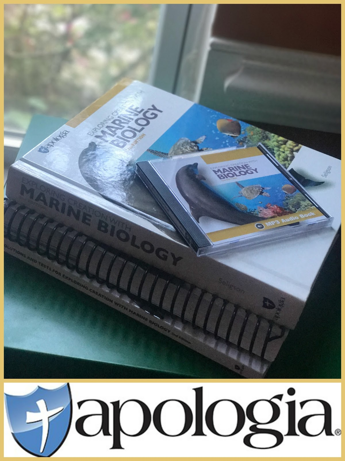 I am sure you have heard of Apologia Educational Ministries if you are a  homeschooler. If you are not, let me tell you a little about them.