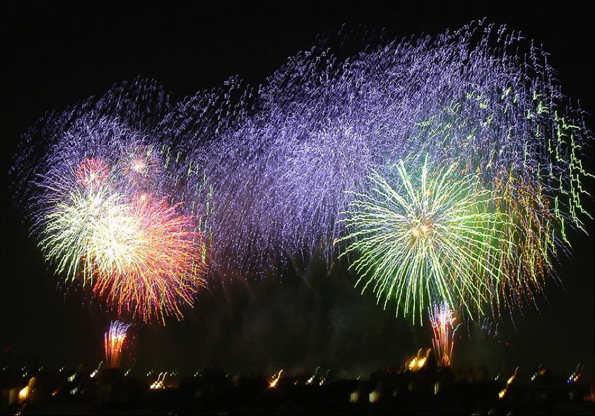 Unique Japan Tours Summer Fireworks Japan