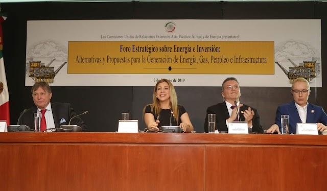 Anuncian empresarios rusos y mexicanos inversión superior a 15 mmdd en el sector energético