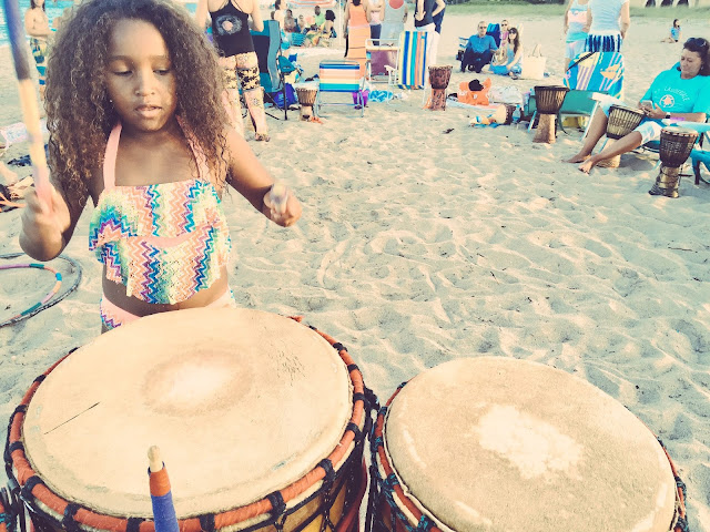 beach-drum-circle-lauderdale