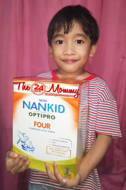 Nestlé NANKID Optipro Four