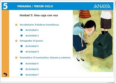 http://www.ceipjuanherreraalcausa.es/Recursosdidacticos/QUINTO/datos/01_Lengua/datos/rdi/U05/unidad05.htm