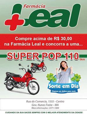 Promoção Farmácia Leal
