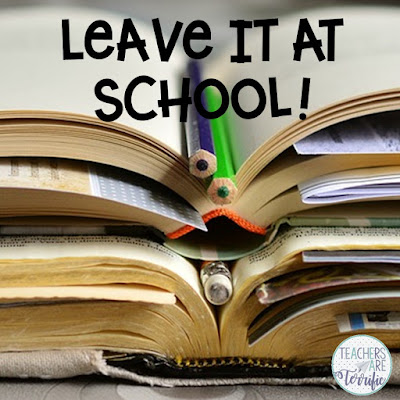 Blog Post with tips for surviving those first few weeks of school! These are tips about taking care of yourself- not tips about school!
