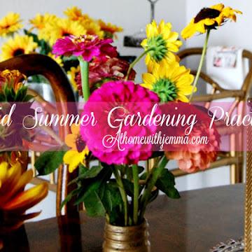Mid-Summer Gardening Practices