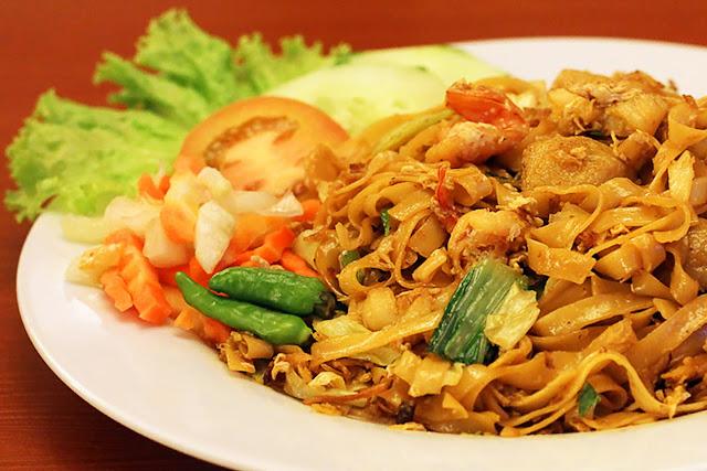 Resep dan Cara Membuat Kwetiau Goreng Medan