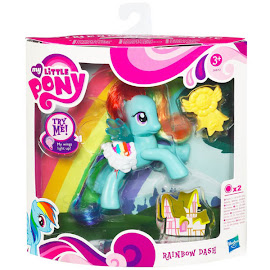 My Little Pony Shine Bright Rainbow Dash Brushable Pony