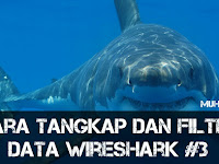 Cara Menangkap Dan Filter Data Wireshark Chapter #3 Kelas Online Wireshark