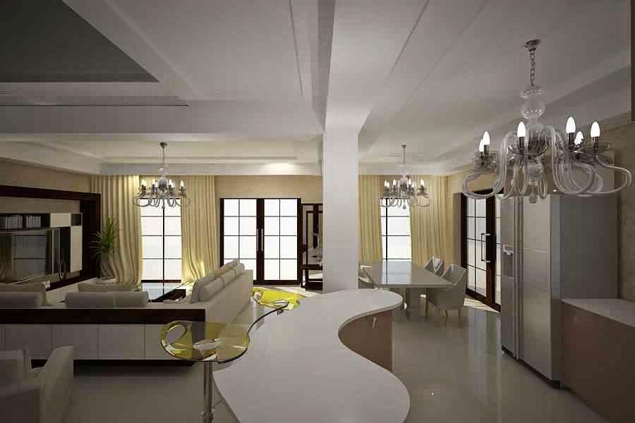 Firma design interior in Constanta - Amenajari interioare case vile in Constanta