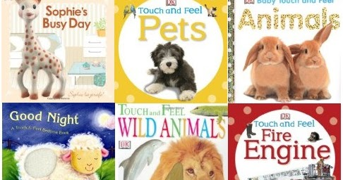 FREEBIE: Make Your Own Touch and Feel Book (ALL)