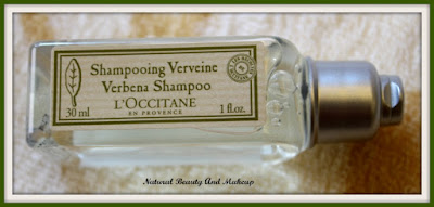 L'Occitane Verbena Shampoo (travel set)
