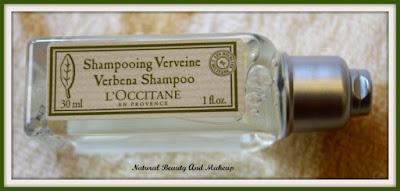 L'Occitane Verbena Shampoo (travel set)