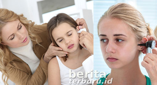 Simple Steps to Treat Earache and Buzzing