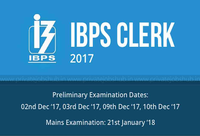 IBPS Clerk Application Form