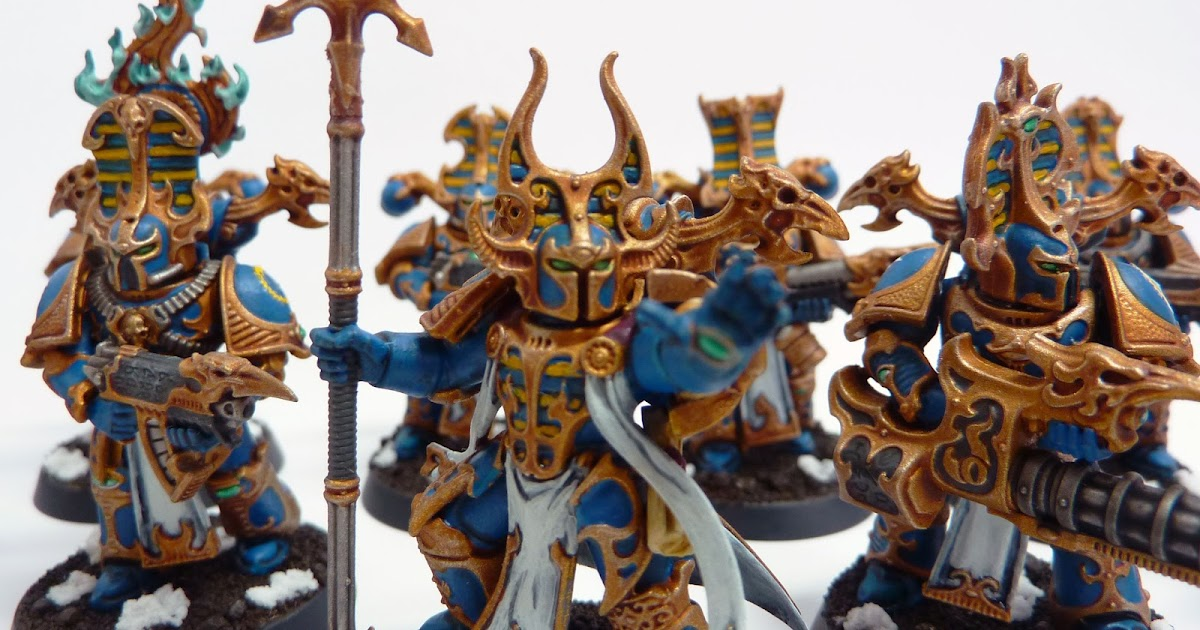 Thousand sons rubric Marines-warpflamer 10x-Big pack