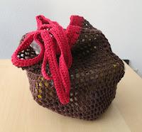 Gehaakte schoudertassen, handtassen, buideltassen