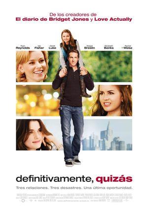 Poster Definitely, Maybe 2008