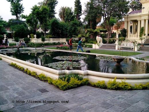 Garden of Dreams - Kathmandu