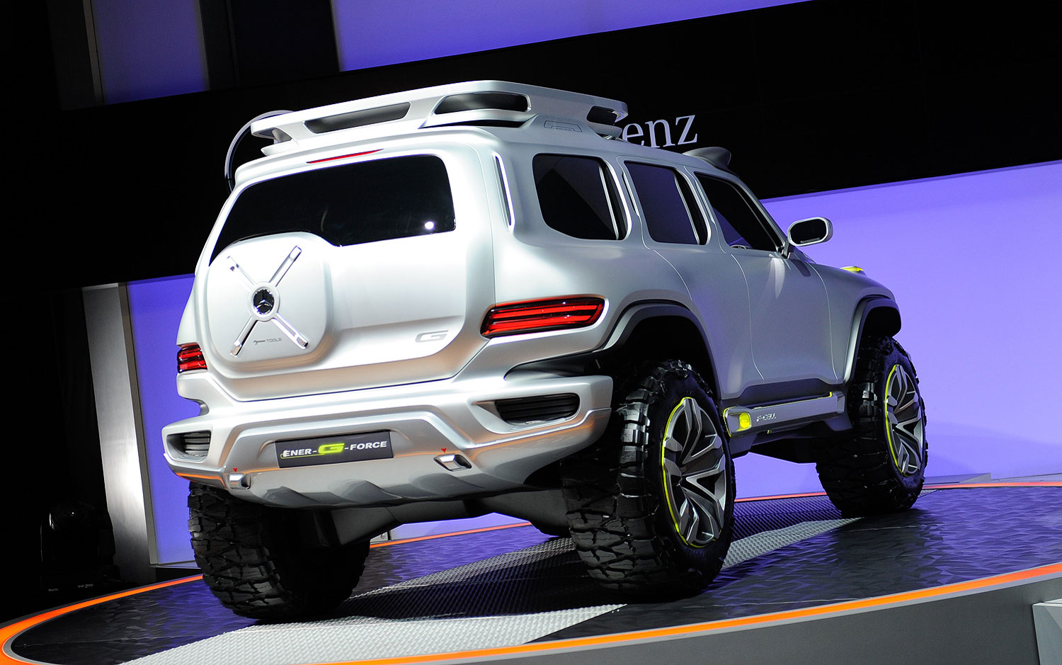 Sls Black Series >> Cars Model 2013 2014: Mercedes Unveils Ener-G-Force