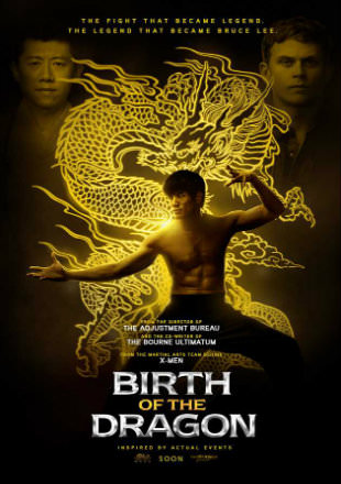 Birth of the Dragon 2016 HDRip English x264 Watch Online Full Movie Download bolly4u