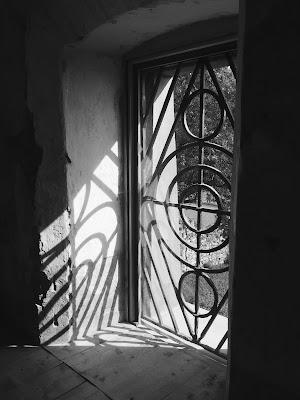 Window at Monastero di Astino