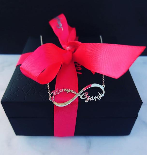 Soulfeel, naszyjnik, naszyjnik z imionami, spersonalizowany naszyjnik, spersonalizowana biżuteria, sklep internetowy z biżuterią, srebrny naszyjnik, próba srebra 924,