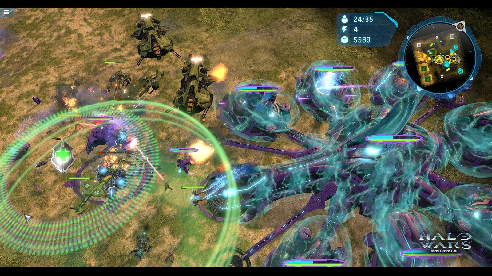 Halo Wars Definitive Edition ESPAÑOL PC Full + Hotfix 2 (CODEX) + REPACK 2 DVD5 (JPW) 9