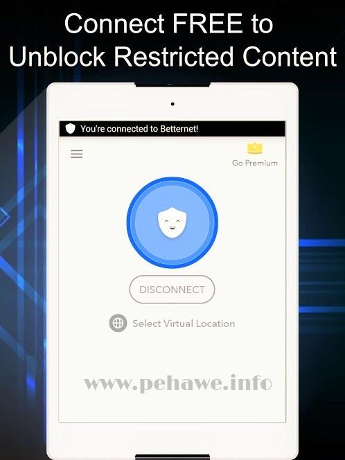 Betternet VPN Premium Latest Apk